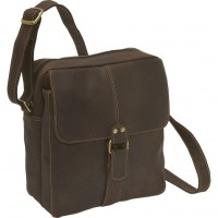 Distressed Leather Mens Bag