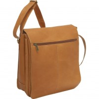N/S Flap Over Laptop Messenger Bag