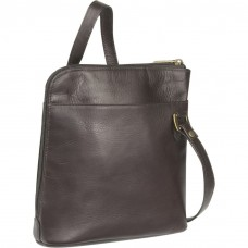L-Zip Crossbody Shoulder Bag